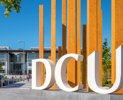 Front of DCU
