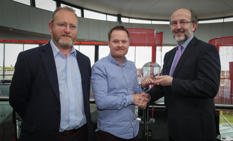 DCU President's Awards for Engagement 2016