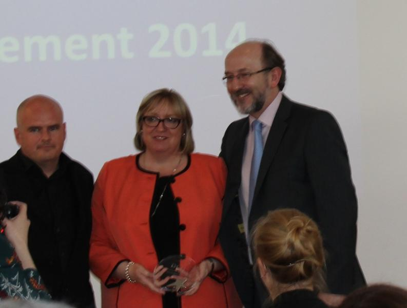 President's Award for Engagement 2014-Winner, Recovery Coaching and Addiction in the Community