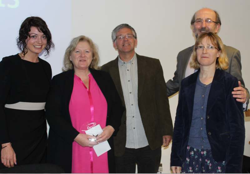DCU President's Awards for Engagement 2015 - Special Merit Award Winners