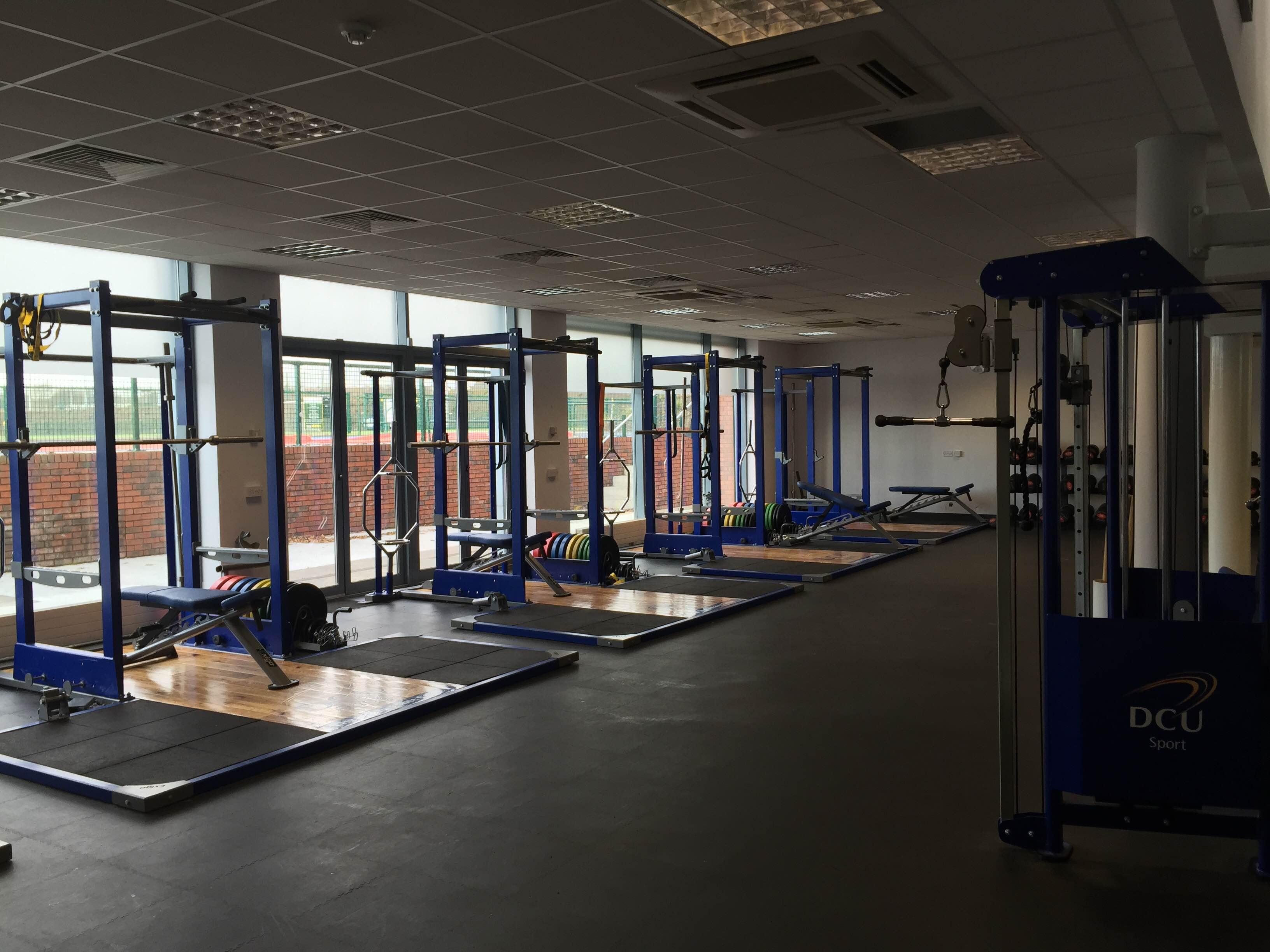 facilities high performance dcu sport dcu
