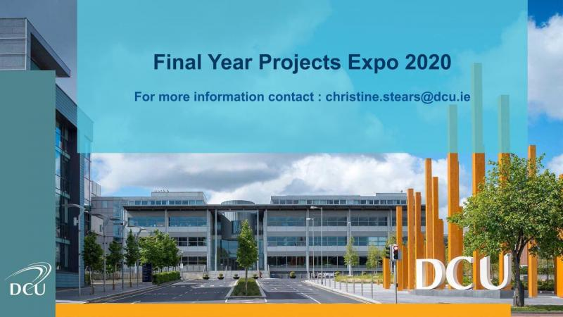 Final Year Projects Expo | DCU