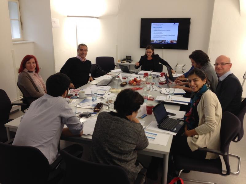 Unibility Vienna Meeting