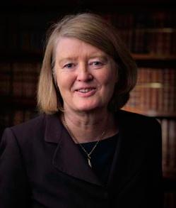 Mary E. Daly, Emerita Professor of History, University College Dublin; President of the Royal Irish Academy, Ireland