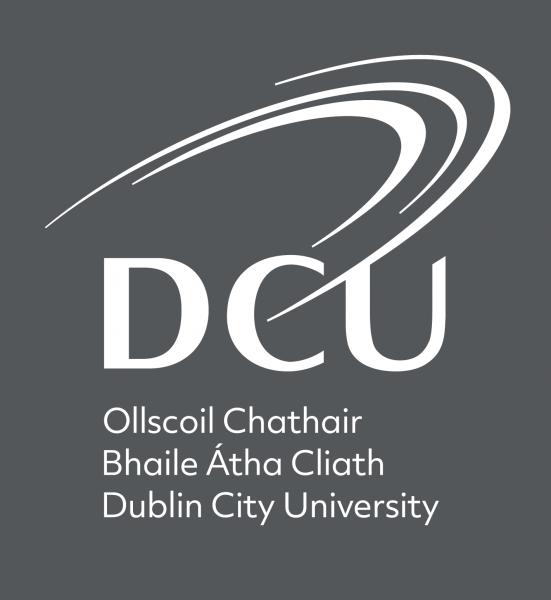 Cool Grey - DCU logo