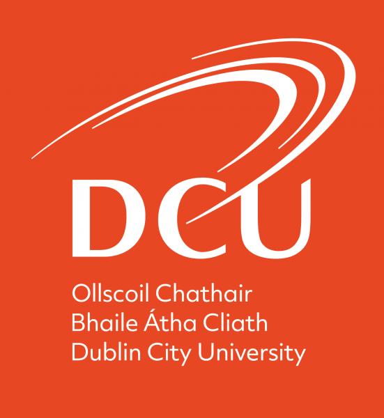 Red DCU Logo