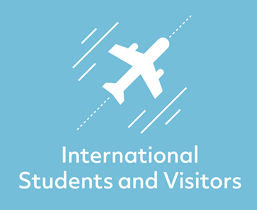 International Students & Visitors