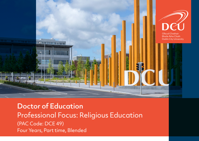 Doctor of Education - Religious Education