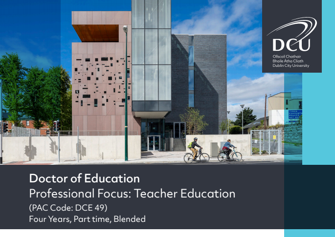 Doctor of Education - Teacher Education