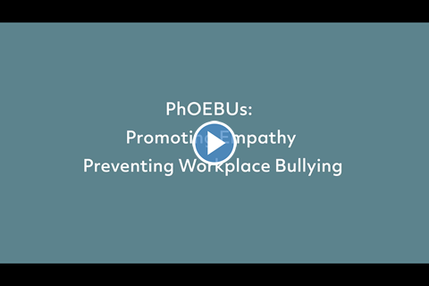 Promoting Empathy Preventing Workplace Bullying