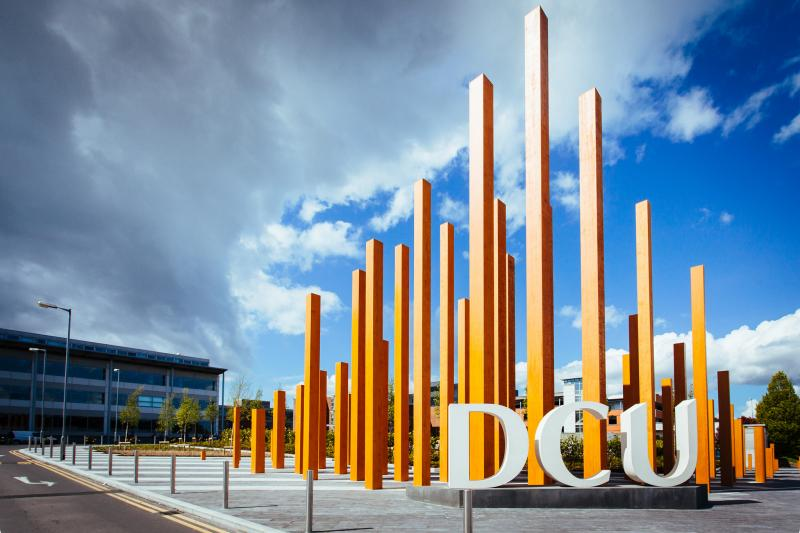 DCU Main Entrance