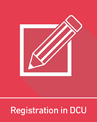 Registration in DCU