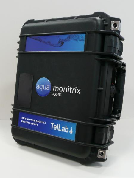 Aquamonitrix Case for Invent DCU wesbite
