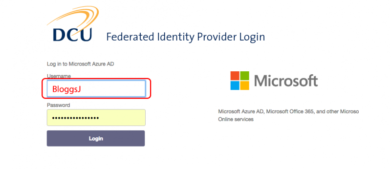 micro office 365 login