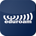 Click on this button to proceed to information about the WIFI network Eduroam