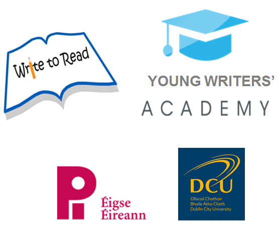 2nd Write to Read Young Writers' Academy Logos
