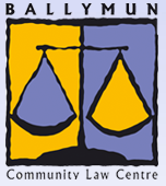 Ballymun Law Centre Logo