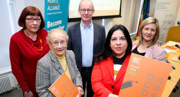 Childrens Rights Alliance launch report card 2017