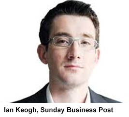 Ian Keogh, Sunday Business Post