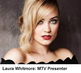 Laura Whitmore: MTV Presenter
