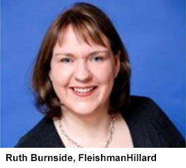 Ruth Burnside, FleishmanHillard