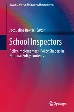 Book Cover School Inspectors