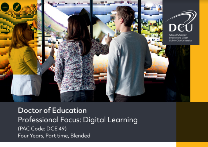 Doctor of Education - Digital Learning