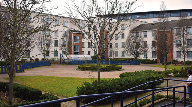 student accommodation in glasnevin