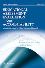 Educational Assessment Evaluation and Accountability journal cover