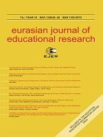 urasian Journal of Educational Research
