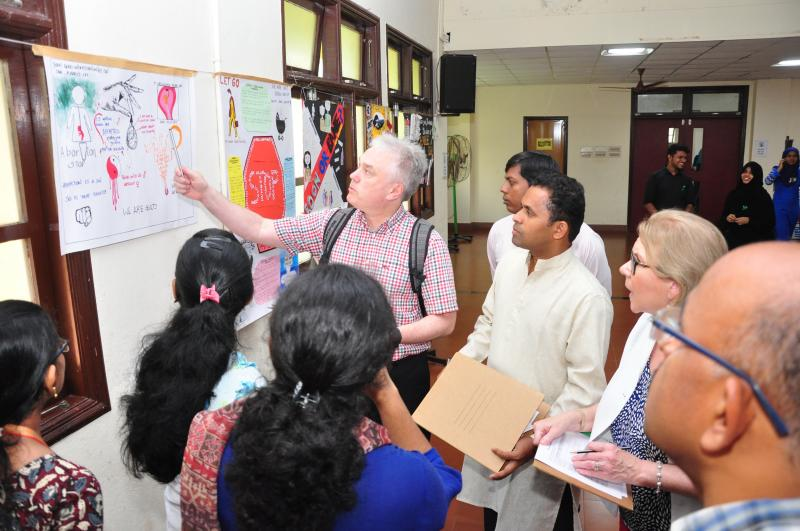 Workshop For International India Students On Ethics W I S E At Yenepoya University Mangalore India Dublin City University
