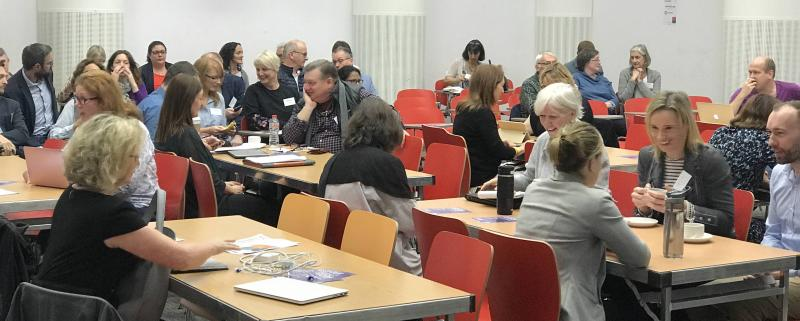 T&L Day Audience