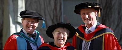 Honorary Conferring February 2015