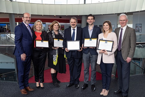 DCU President's Awards for Research 2019