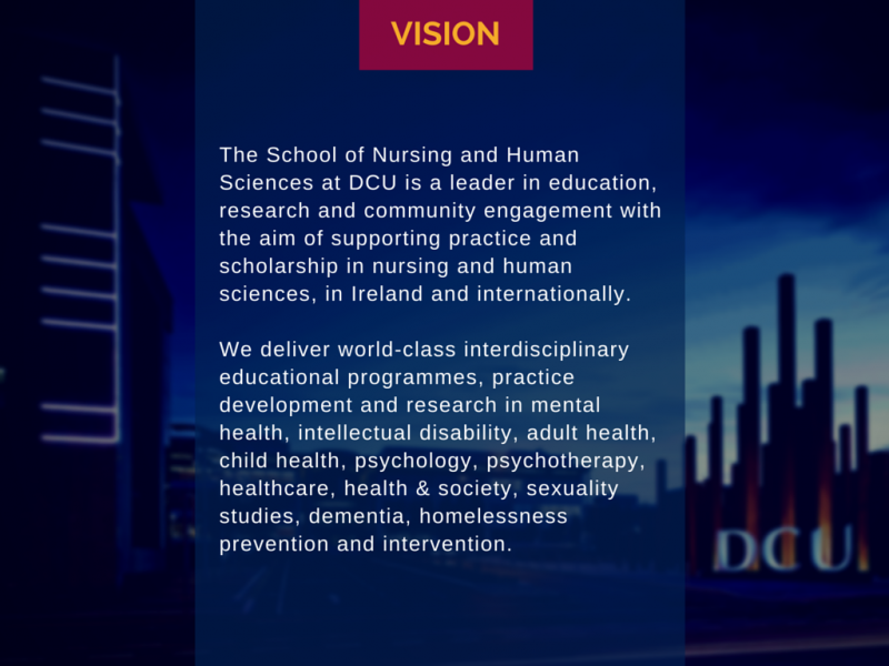 Statement of Purpose - Vision