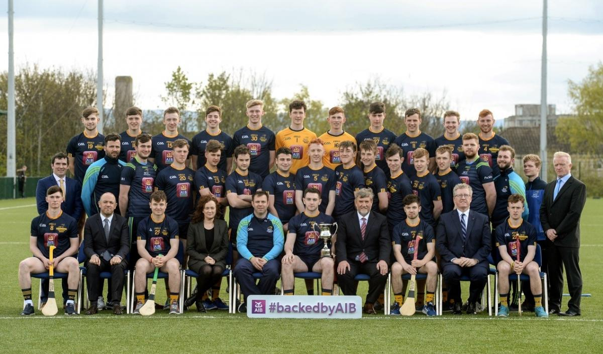 dcu hurling team