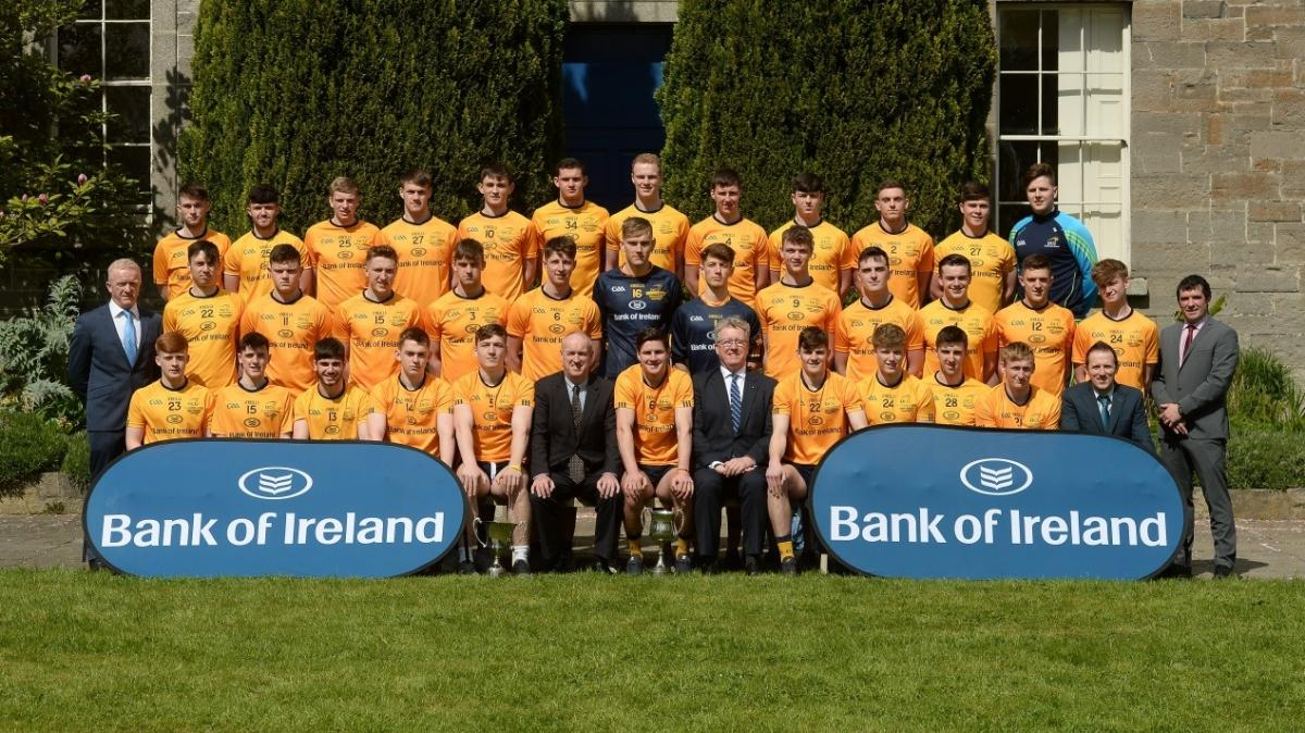 DCU Sigersons Cup Team