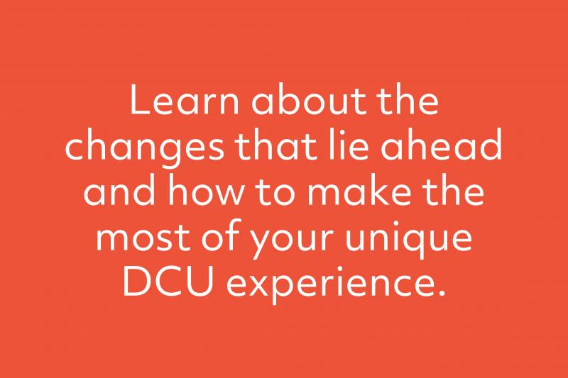 Text for Discover your DCU