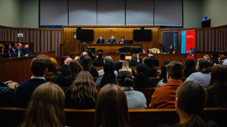 DCU prepares to host 11th National Moot Court Competition 2020