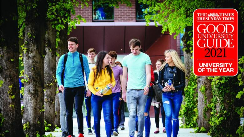 DCU is named The Sunday Times University of the Year