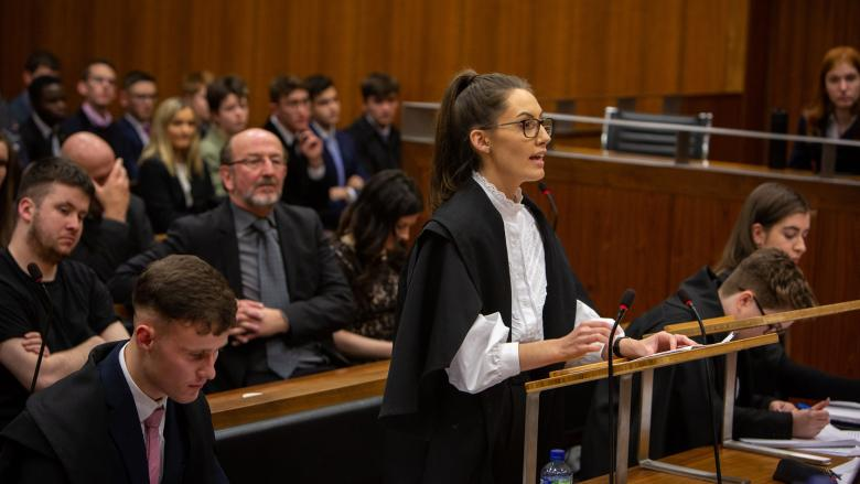 DCU to host National Moot Court Competition LIVE final - Saturday 21st November