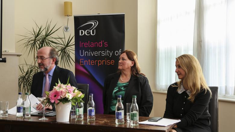 Launch of Women in Leadership at DCU