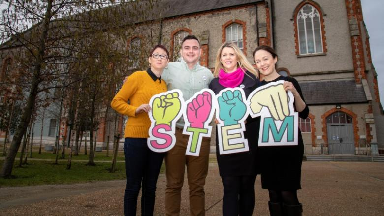 First ever Irish Sign Language STEM glossary launched by DCU