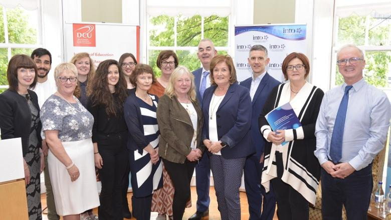 Authors of the DCU/INTO report on Teachers' use of Standardised Tests in Irish Primary schools