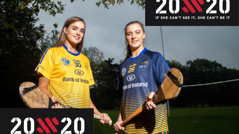 DCU Camogie star Ava Lynsky All-Ireland success with Galway
