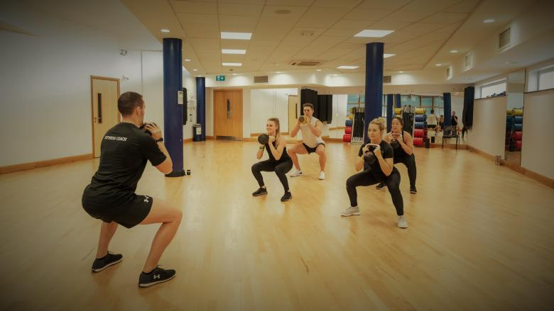 DCU Sport Fitness Coaches