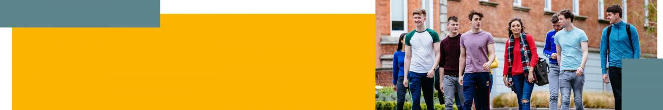 DCU Fees Website Banner image