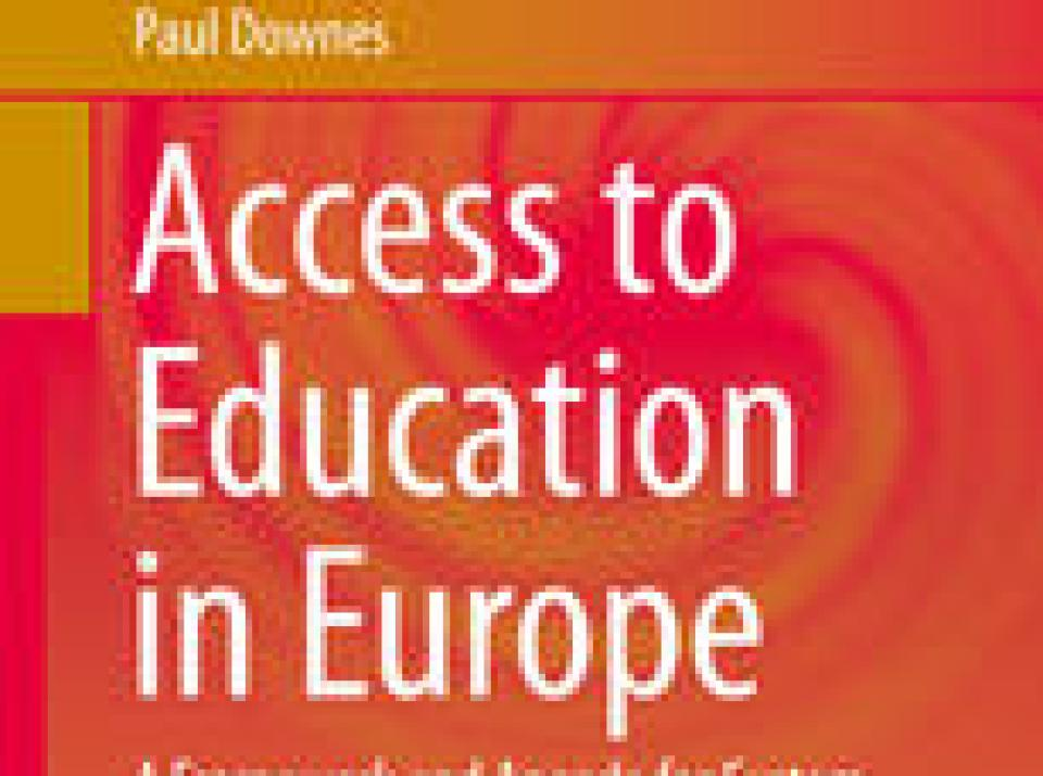 Access to Ed cover