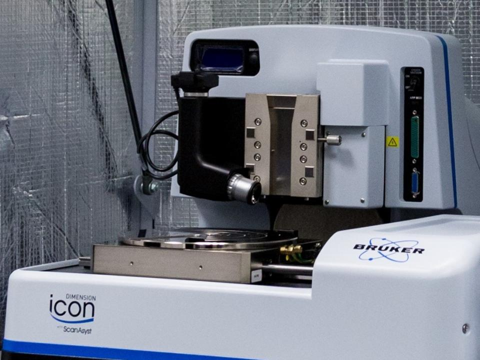 Bruker Dimension ICON AFM