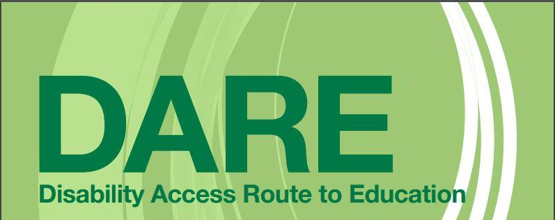 Disability Access Route to Education logo